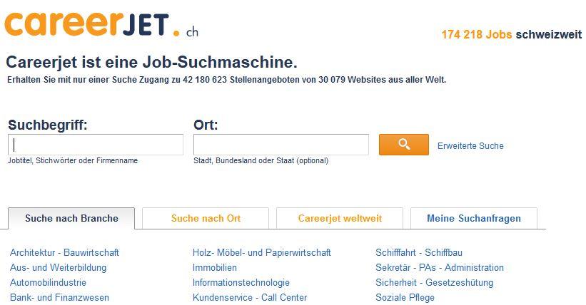 www.careerjet.ch